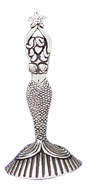 Nautical Pewter Mermaid Jewelry Ladies Ring Holder