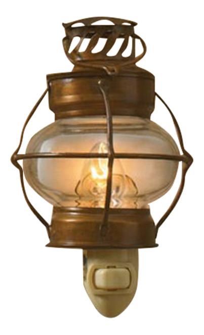Shore Worthy Sea Lantern Electric Night Light