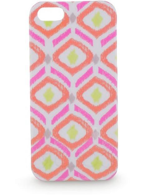 Sunrise Key Pink Orange Lemon iPhone 4 or 4s Smartphone Phone Case Cover