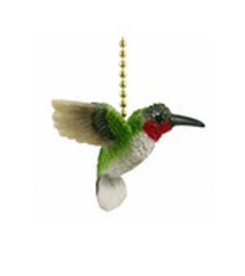 Garden Hummingbird Bird Porch Deck Ceiling Fan Or Light