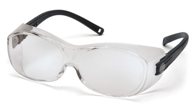 Pyramex® OTS Safety Glasses Clear Lens  ## S3510SJ ##