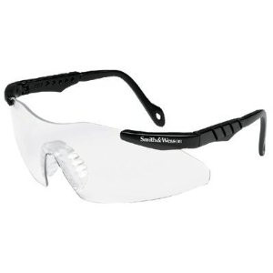 Smith & Wesson® Magnum 3G™ Mini Safety Glasses Clear Lens  ## 3011673 ##