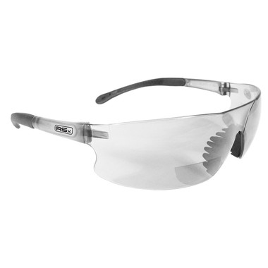 Radians® RAD-SEQUEL RSx Bi-Focal Safety Glasses Clear Lens  ## RSB-110 ##