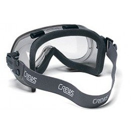 Crews® Verdict AF Safety Goggles with Foam Backing ##2410F ##