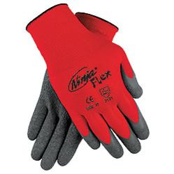Ninja-Flex® Natural Rubber Palm Coated Gloves  ## N9680 ##