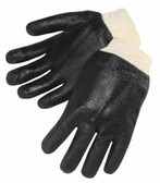 PVC Dipped Work Gloves  ## 215 ##