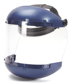 Sellstrom® Face Shield (For Cap Style Hard Hats)  ## 38240 ##