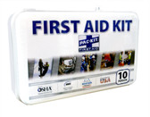 First Aid Kit - 10 Person  ##FAB10 ##