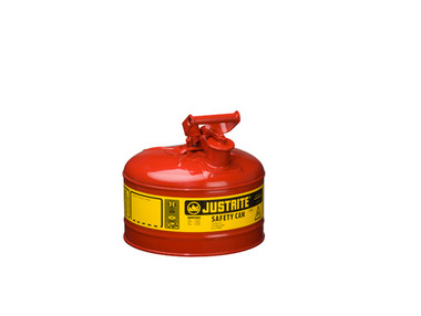 2.5 Gallon Type I Red Safety Cans  ## 7125100 ##