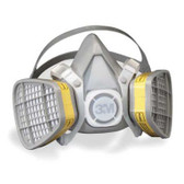 3M™ 5000 Series Dual Cartridge Disposable Respirators  ## 3MR51P71 ##