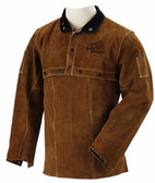 Durable Cowhide Cape Sleeve & Bib Combo ##220CS ##
