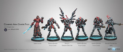 Infinity Combined Army Starter Pack (Revised) - Combined Army