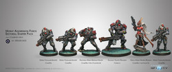 Infinity Morat Aggression Forces Sectorial Starter Pack - Combined Army