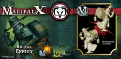 Malifaux Brutal Effigy - Guild - M2E