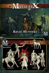 Malifaux Relic Hunters (Lucas McCabe Box Set) - Guild - M2E