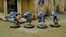 Infinity Knights of Santiago - PanOceania