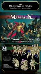 Malifaux The Crossroads Seven - Story Encounter - M2E