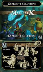 Malifaux Explosive Solutions (Wong Box Set) - Gremlins - M2E