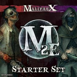 Malifaux 2ND Edition Starter Box Set - M2E