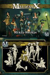 Malifaux Hired Swords (Viktorias Box Set) - Outcasts - M2E