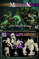 Malifaux The Swamp Hag (Zoraida Box Set) - Neverborn / Gremlin - M2E