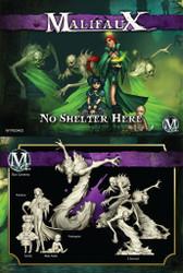 Malifaux No Shelter Here (Pandora Box Set) - Neverborn - M2E