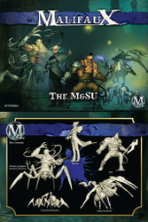 Malifaux The M&SU (Ramos Box Set) - Arcanists - M2E