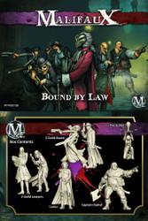 Malifaux Bound by Law (Lucius Box Set) - Guild / Neverborn - M2E