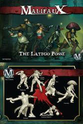 Malifaux The Latigo Posse (Perdita Box Set) - Guild - M2E
