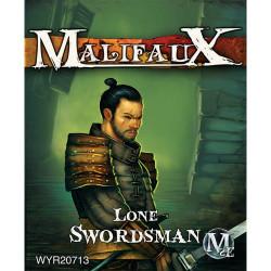 Malifaux Lone Swordsman - Ten Thunders - M2E