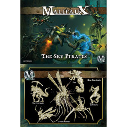 Malifaux The Sky Pirates - Gremlins - M2E