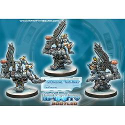 "Infinity Bootleg ""Tech-Bees"" Maintenance Battalions (1) - PanOceania"