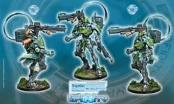 Infinity Dragoes, Acontecimento Dragoons (HMC, Heavy FT) (1) - PanOceania
