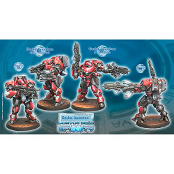 Infinity Gecko Squadron (2) - Nomads