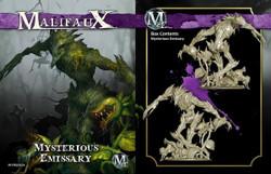 Malifaux Mysterious Emissary - Neverborn - M2E