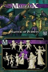 Malifaux Master of Puppets - Neverborn - M2E
