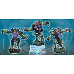 Infinity Avatar Unit Box (Multi HMG) (TAG) - Combined Army