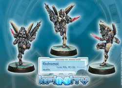 Infinity Ekdromoi (Combi Rifle) (1) - ALEPH