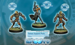 Infinity Tohaa Support Pack (3) - Tohaa