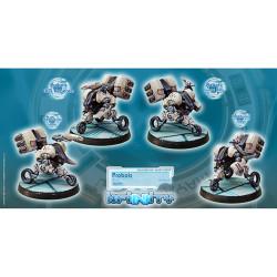 Infinity Probots (EVO Repeater, Combi Rifle) - ALEPH