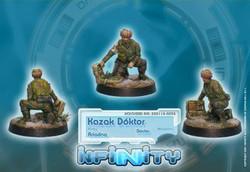Infinity Kazak Doktor - Ariadna