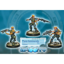 Infinity Para-Commando 2 (Rifle) - Ariadna