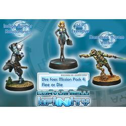 Infinity Dire Foes Mission Pack: Flee or Die