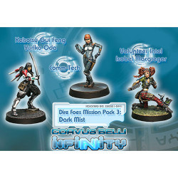 Infinity Dire Foes Mission Pack: Dark Mist