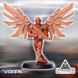 Pyramid 9 - Valen