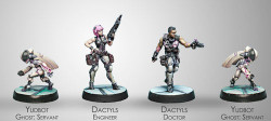 Infinity Dactyls, Steel Phalanx Support Pack - ALEPH