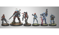 Infinity Beyond Operation Ice Storm Expansion Pack - PanOceania / Nomads