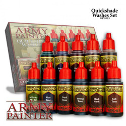 Army Painter: Warpaints Quickshade Washes Paint Set