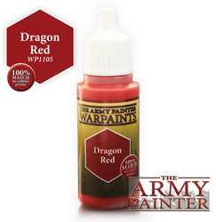 Army Painter: Warpaints Dragon Red 18ml