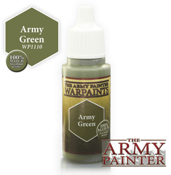 Army Painter: Warpaints Army Green 18ml